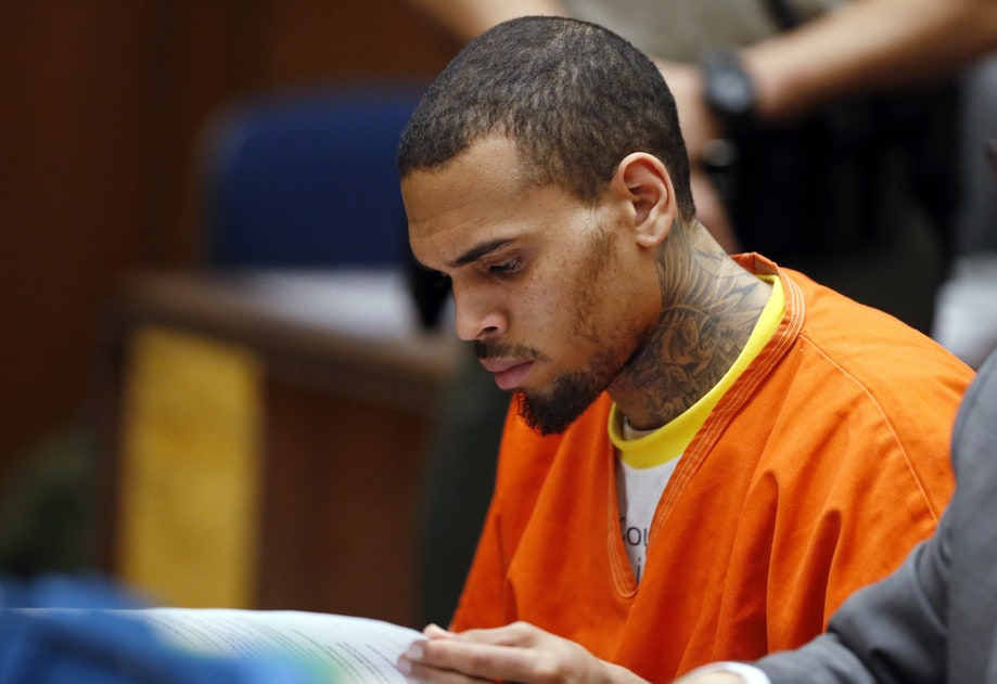Timeline of Chris Brown's History of Violence Towards Women