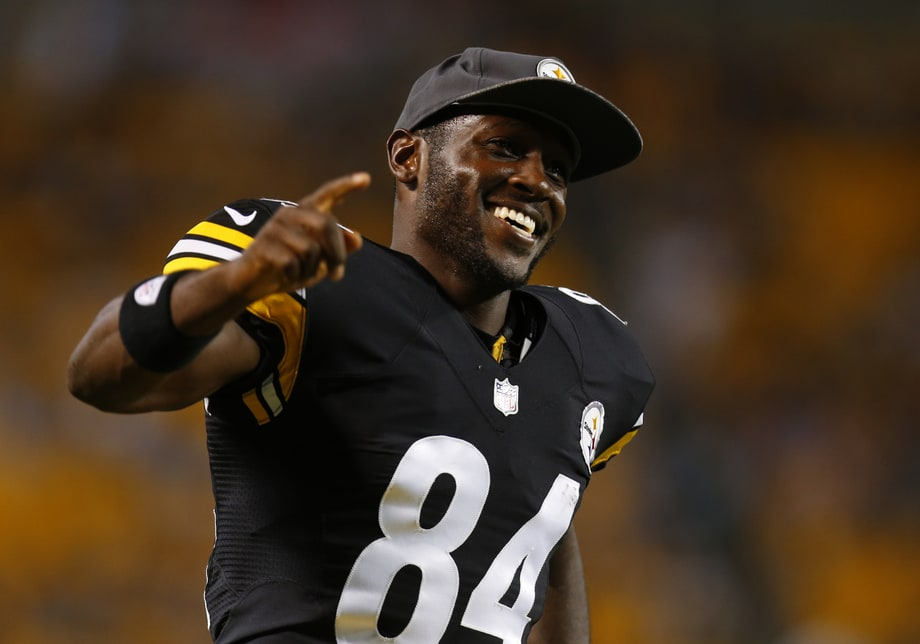 Antonio Brown Will Recieve at Least One MVP Vote
