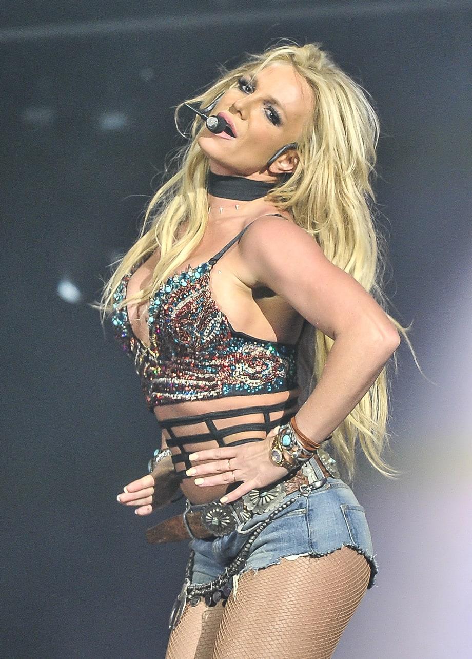 Hot Heroine: Britney Spears