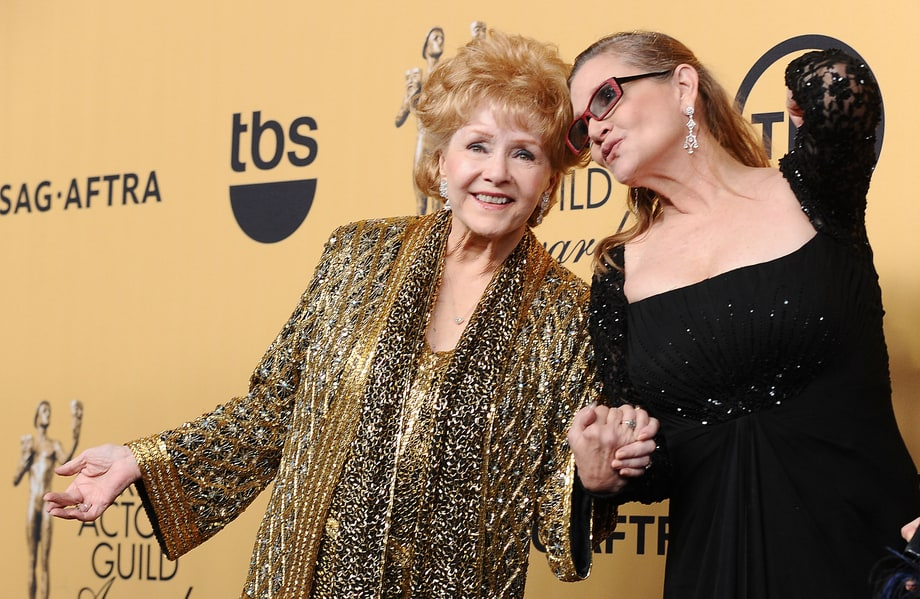 Best: That Brief But Moving Carrie Fisher/Debbie Reynolds Tribute