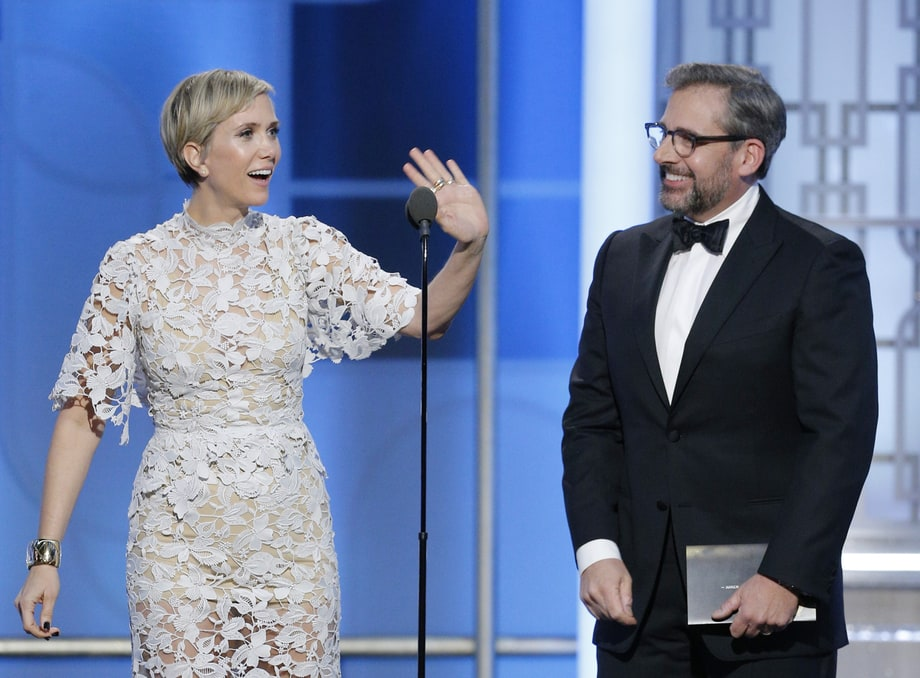 Best: Kristen Wiig and Steve Carell's Best Animated Movie Presentation