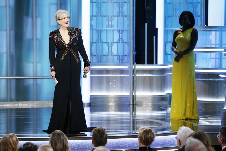 Best: Meryl Streep's Incredible Trump-Burn Speech