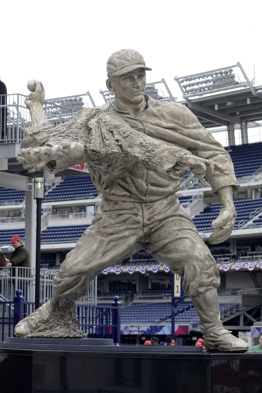 Walter Johnson 8 Worst Statues Of Sports Legends Rolling Stone