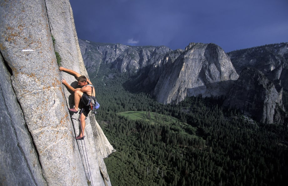 The 35 Best Climbing Spots in America
