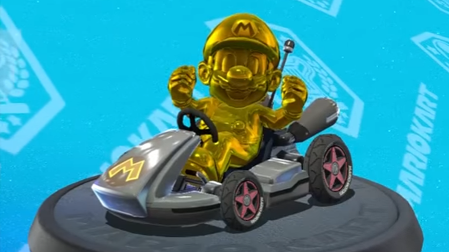 Gold Mario | Every 'Ma...C-png