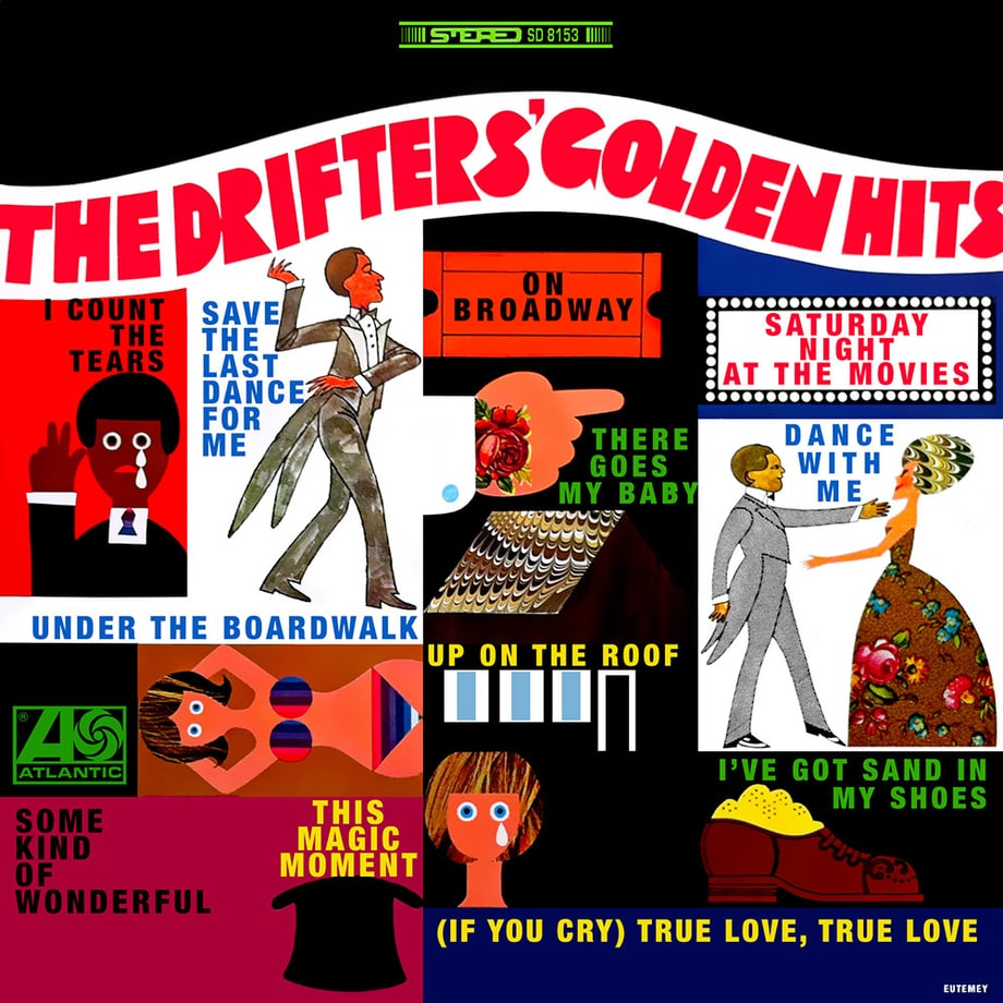 The Drifters, 'Golden Hits'