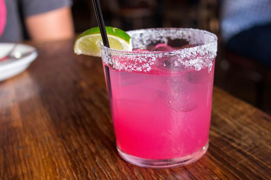 Hibiscus Margarita at TICO, Washington, D.C. | Tequila Drinker's ...