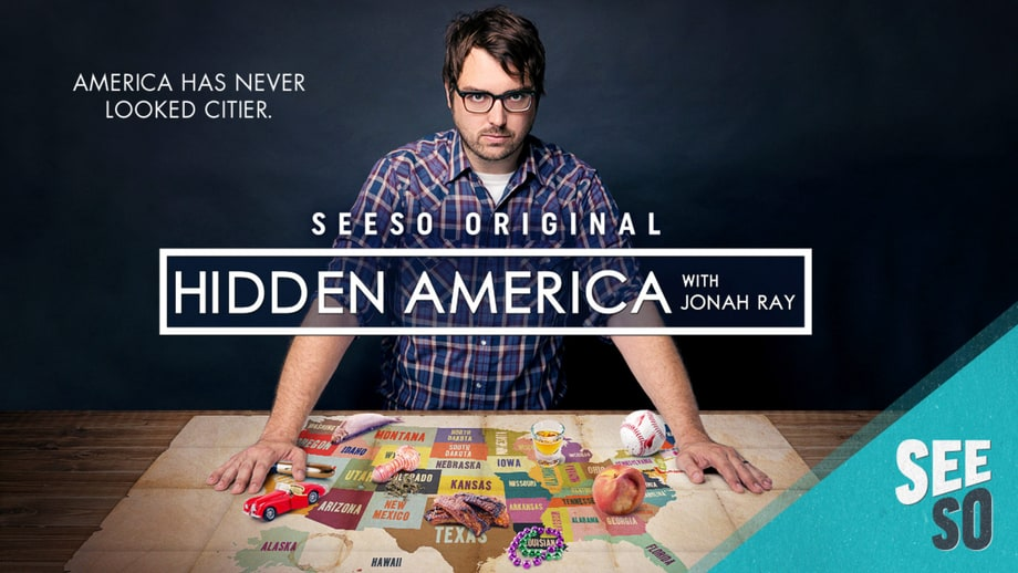 Thurs, 5/4: Hidden America With Jonah Ray (Seeso)