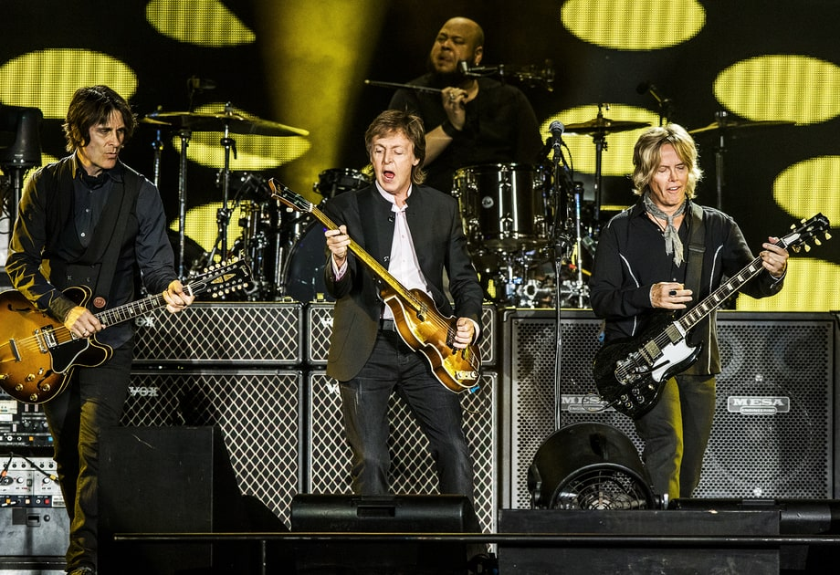 Desert Trip: See Photos of Historic Classic Rock Summit