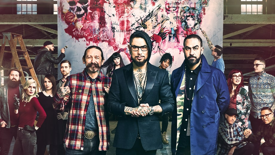 Tues 6/6: Ink Master (Spike TV)