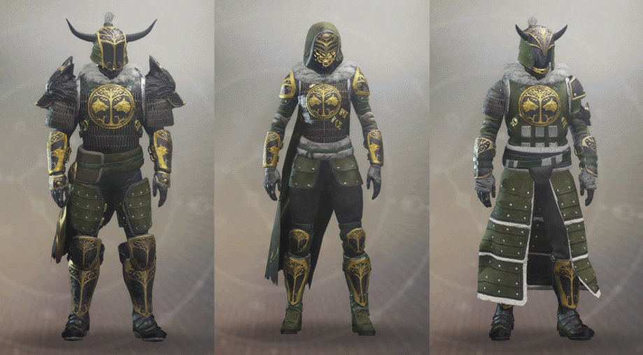Destiny  Build Chasseur Pvp