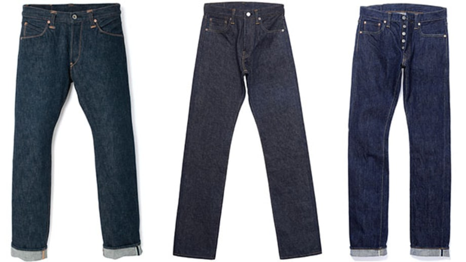The Best Japanese Denim You Can Get In the States