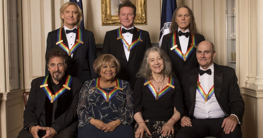 Tues, 12/27: The 39th Annual Kennedy Center Honors (CBS)