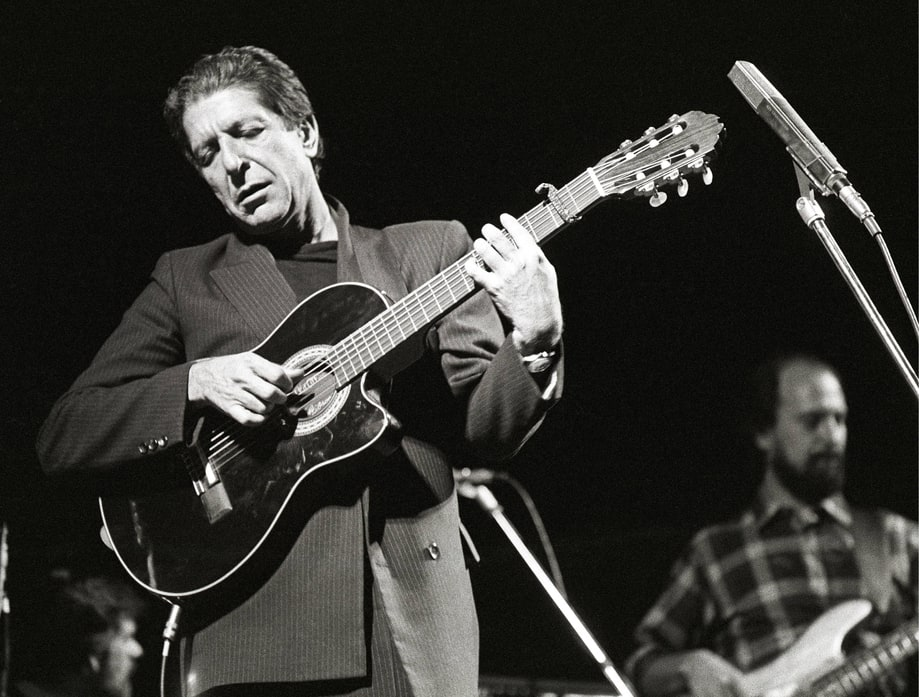 Leonard cohen 20 essential songs rolling stone for Leonard cohen music videos