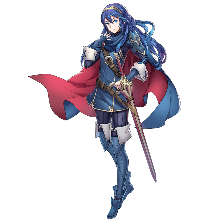 Lucina the Future Witness