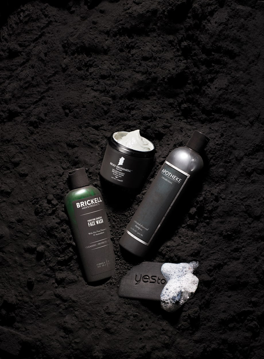 Clean Coal: 4 Charcoal Products for Better Skin