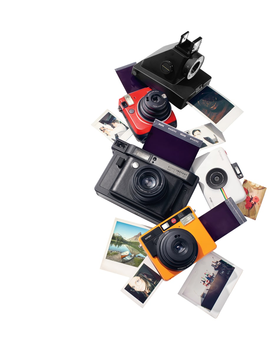 Return of the Instant Camera: 5 Cool New Reboots