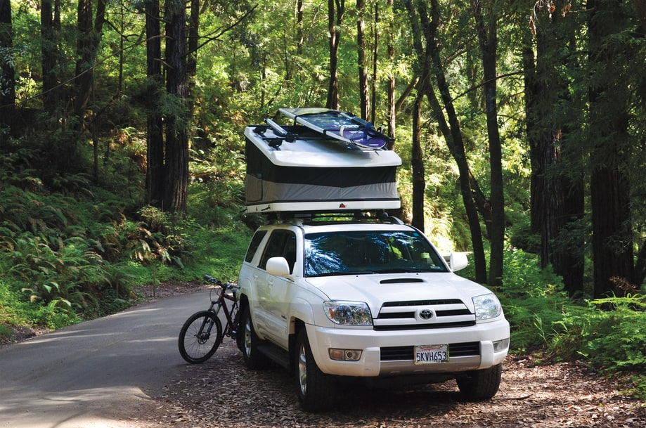 Turn a Car Into an Adventure Mobile