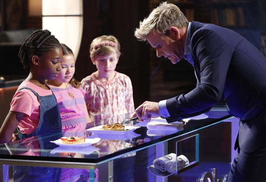 Thurs, 5/11: Master Chef Junior (Fox)