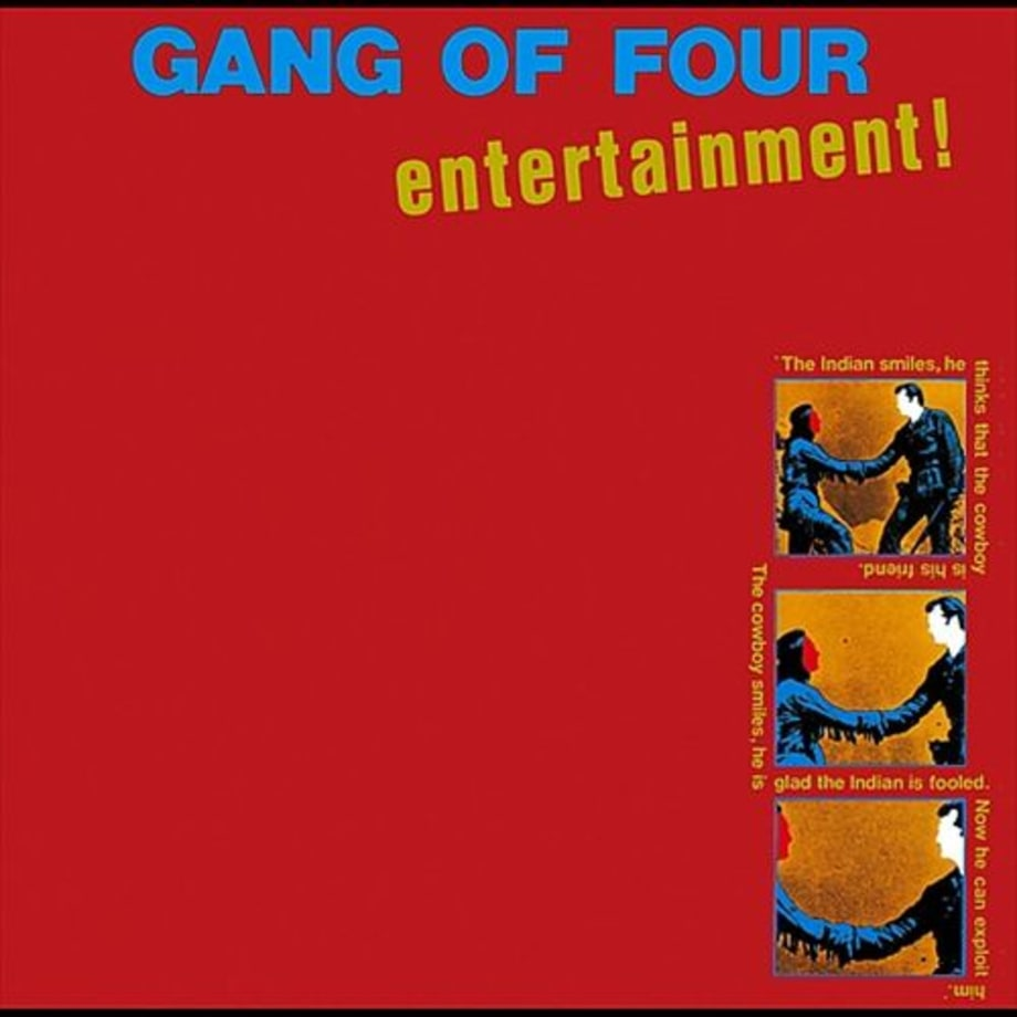 Gang of Four, 'Entertainment!'