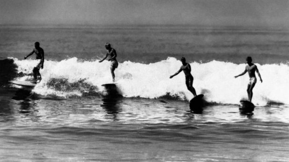 a history and culture of surfing sport World war ii substantially affected the sport of surfing in hawaii and in california as materials and manpower were pressed into military service board building became virtually non-existent still, many visiting gis received their first glimpse of polynesian culture while stationed on or deployed through the islands.