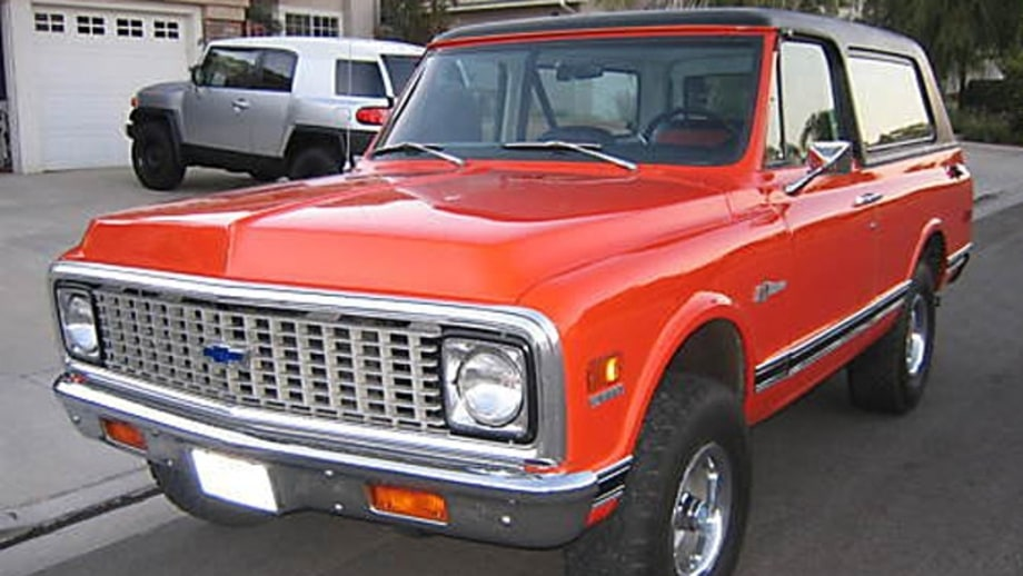 1968 1975 Chevrolet Blazer K5 12 Affordable Vintage 4x4s