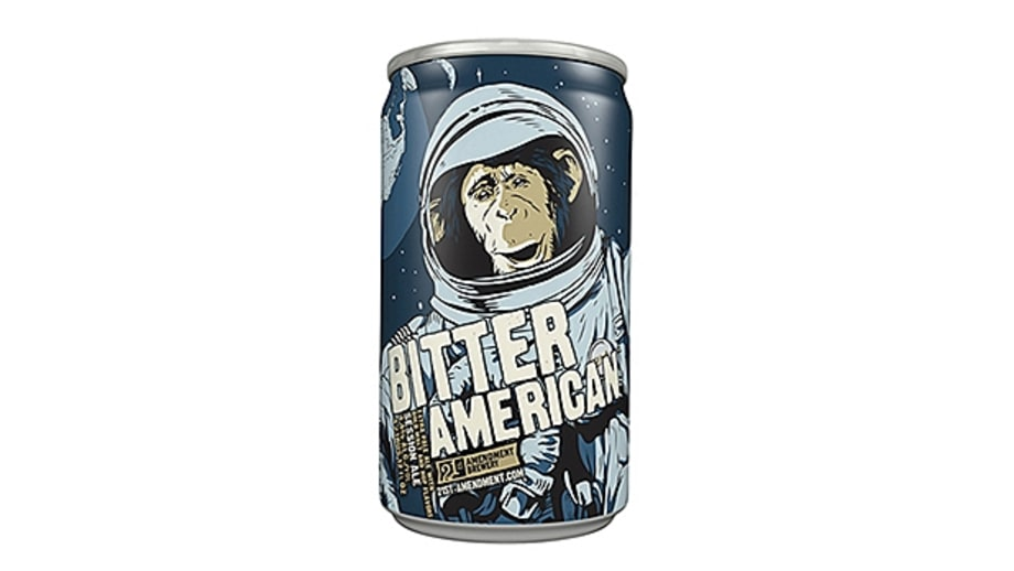 21st Amendment Bitter American