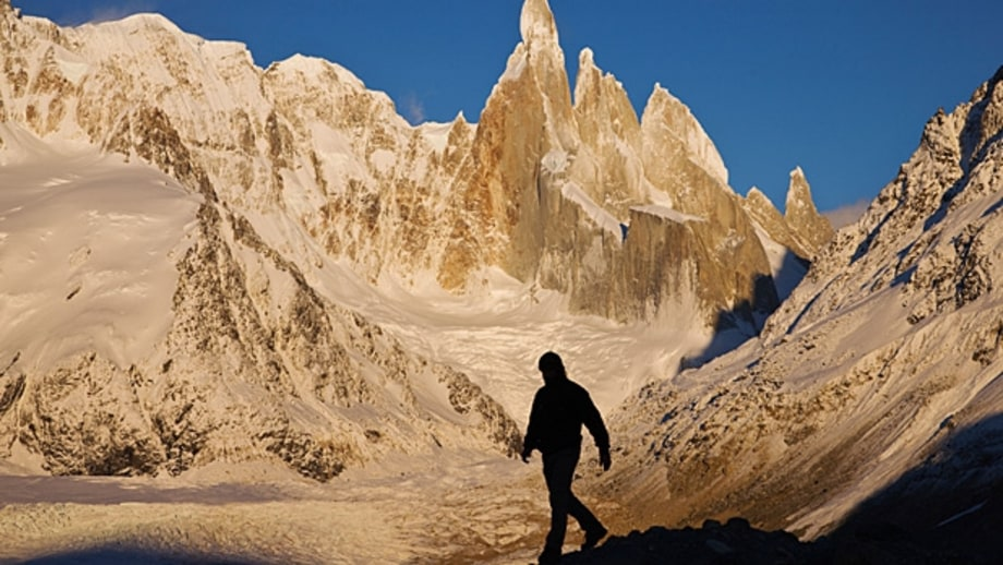 Take a meaty hike in Argentina.