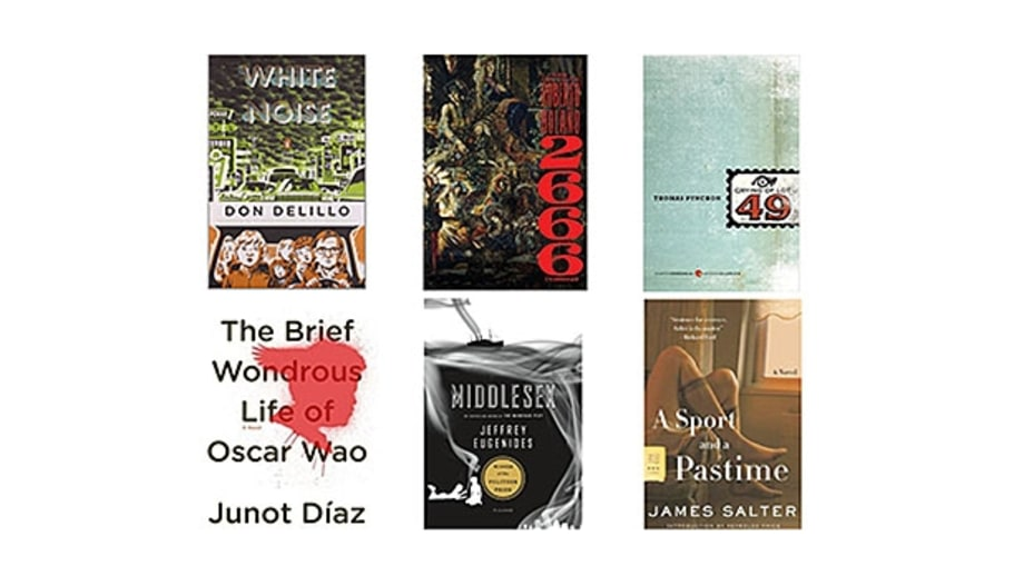 60 Novels: An Essential Reading List