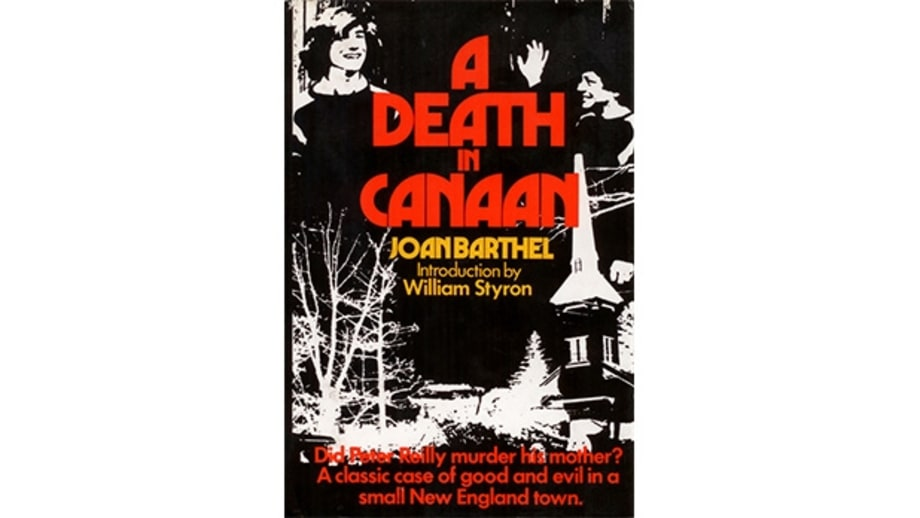A Death in Canaan, by Joan Barthel