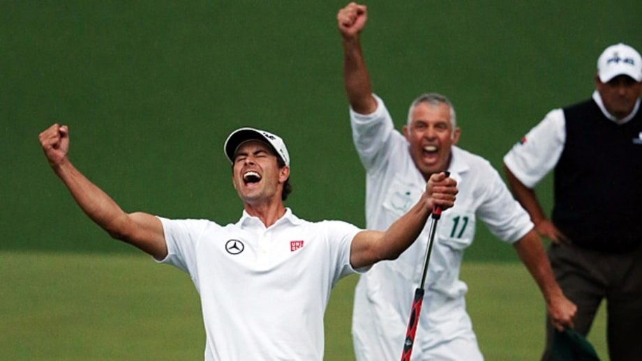 Adam Scott's Golf Master Class