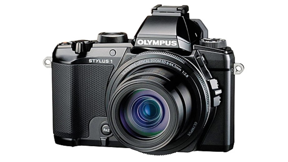 Advanced Point-and-Shoots: Olympus Stylus 1