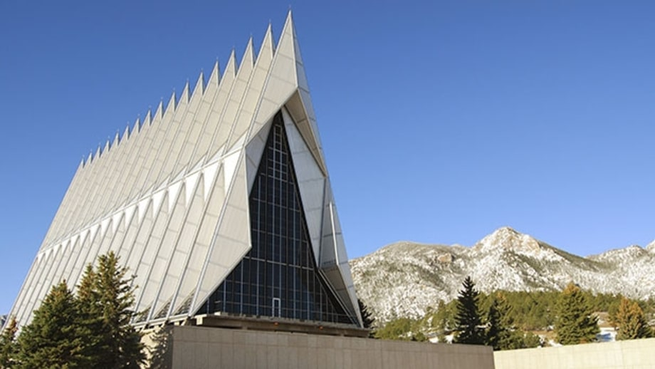 Air Force Academy Cadet Chapel