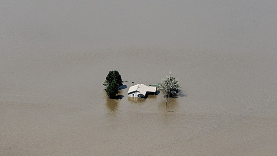 America's Most Vulnerable Places: Midwestern Floodplains (Mississippi River Basin)