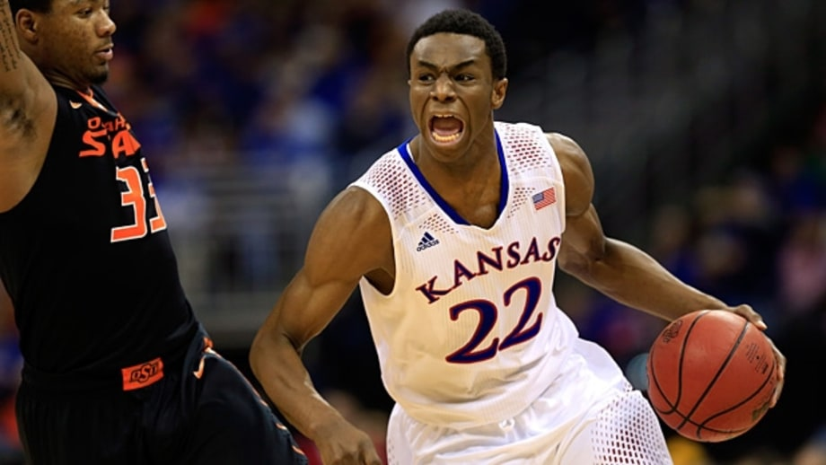 Andrew Wiggins, Kansas