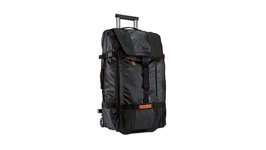 Best for longer adventures: Timbuk2 Aviator wheeled backpack
