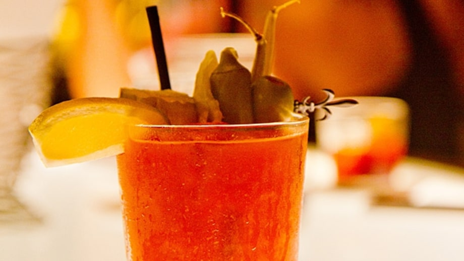 SoBou Bloody Mary (Abigail Gullo, SoBou, New Orleans, LA)