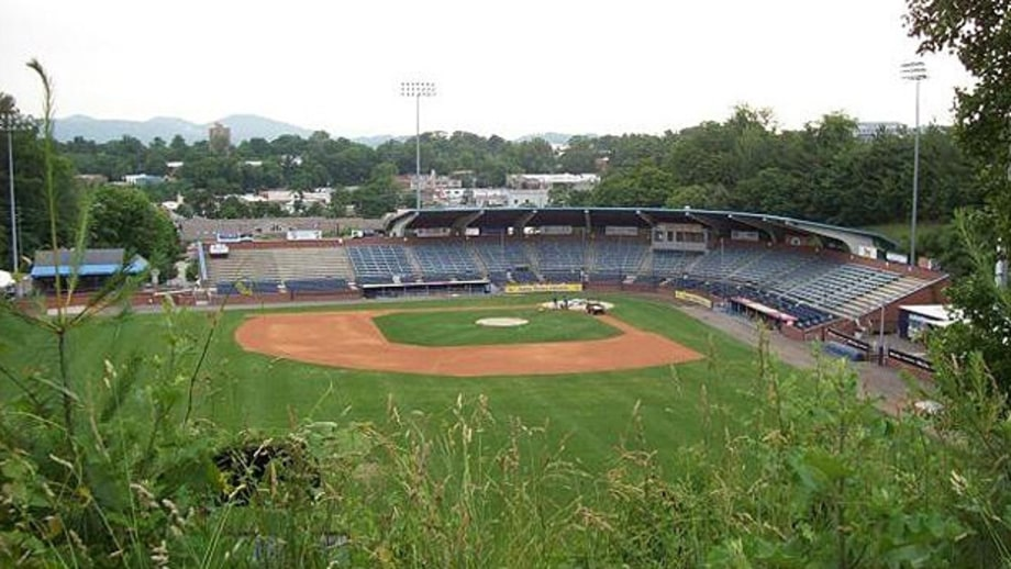 McCormick Field (Asheville, North Carolina)