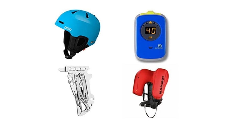 Best Ski and Snowboard Safety Gear