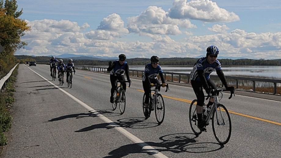 Biking Lake Champlain, Day Three: Noyan, Quebec, to Burlington, VT (55 miles)