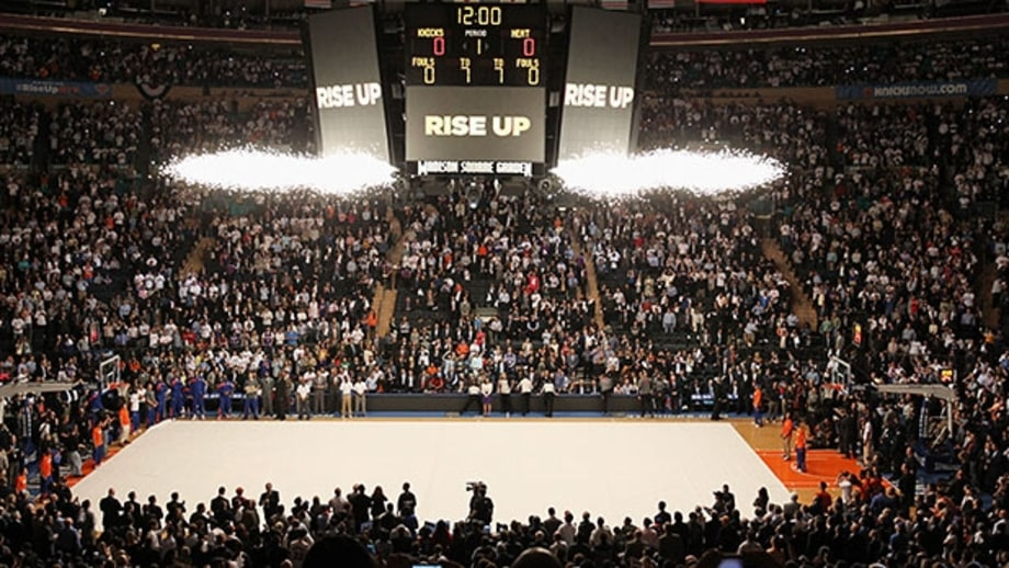 Madison Square Garden, New York City