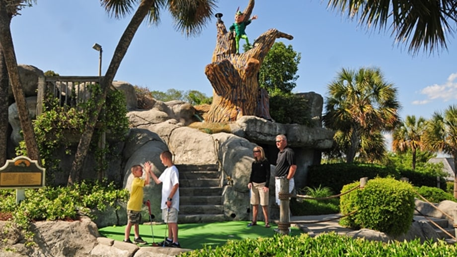 Captain Hook's Adventure Golf, South Carolina