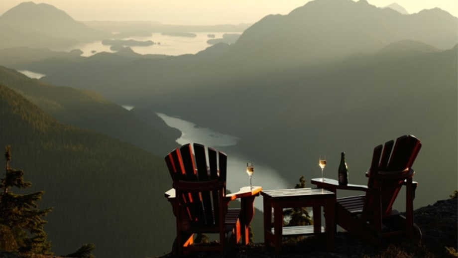 Clayoquot Wilderness Retreat, Canada