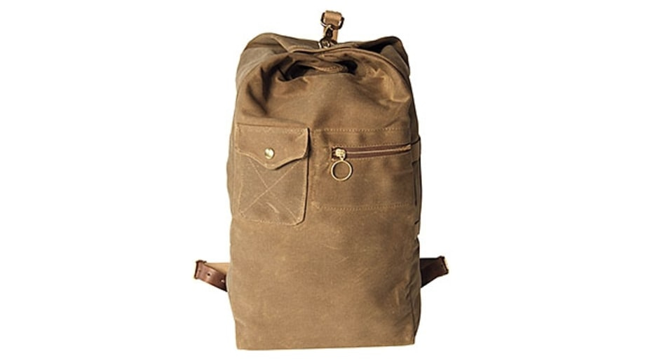 Collected Works Military Duffel Backpack