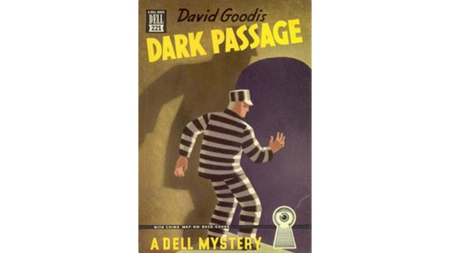 Dark Passage, David Goodis (1946)