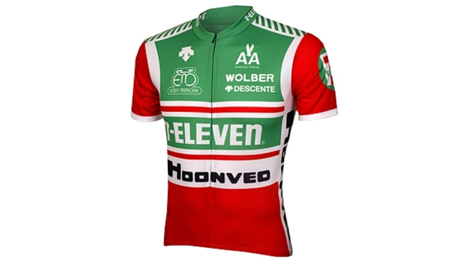 Descente Team 7-Eleven Jersey