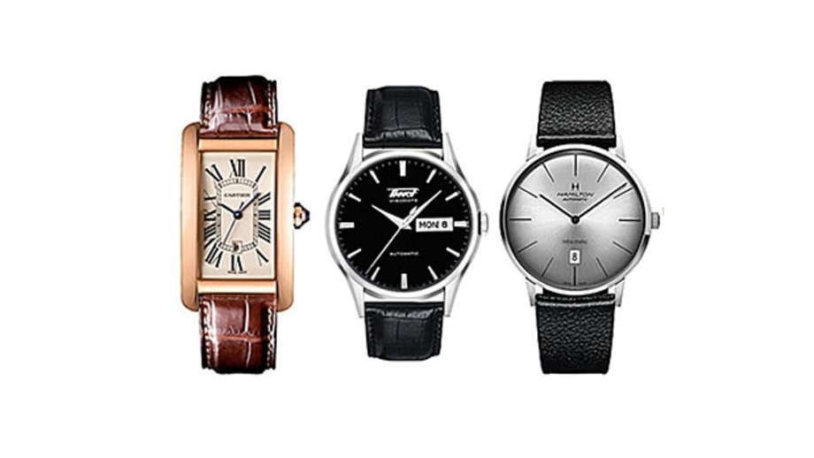 Time Management: 12 Watches to Wear to Work