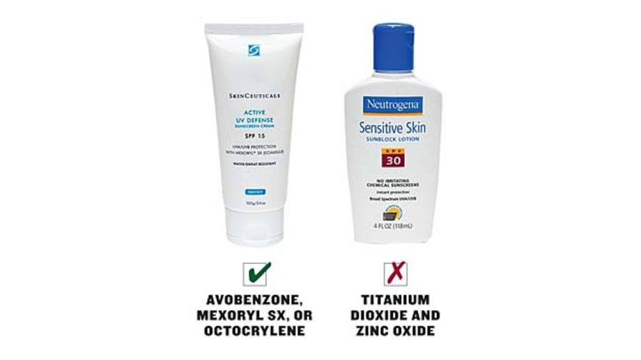 Everyday Upgrades: Sunscreen