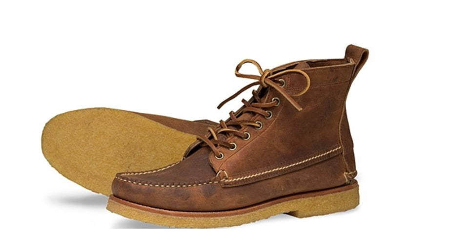 Red Wing Heritage 9156 Moc Boots