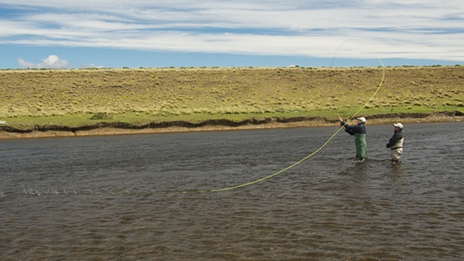 Fly-Fishing Chilean Patagonia